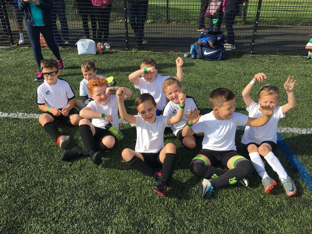Fast Five Footballers!