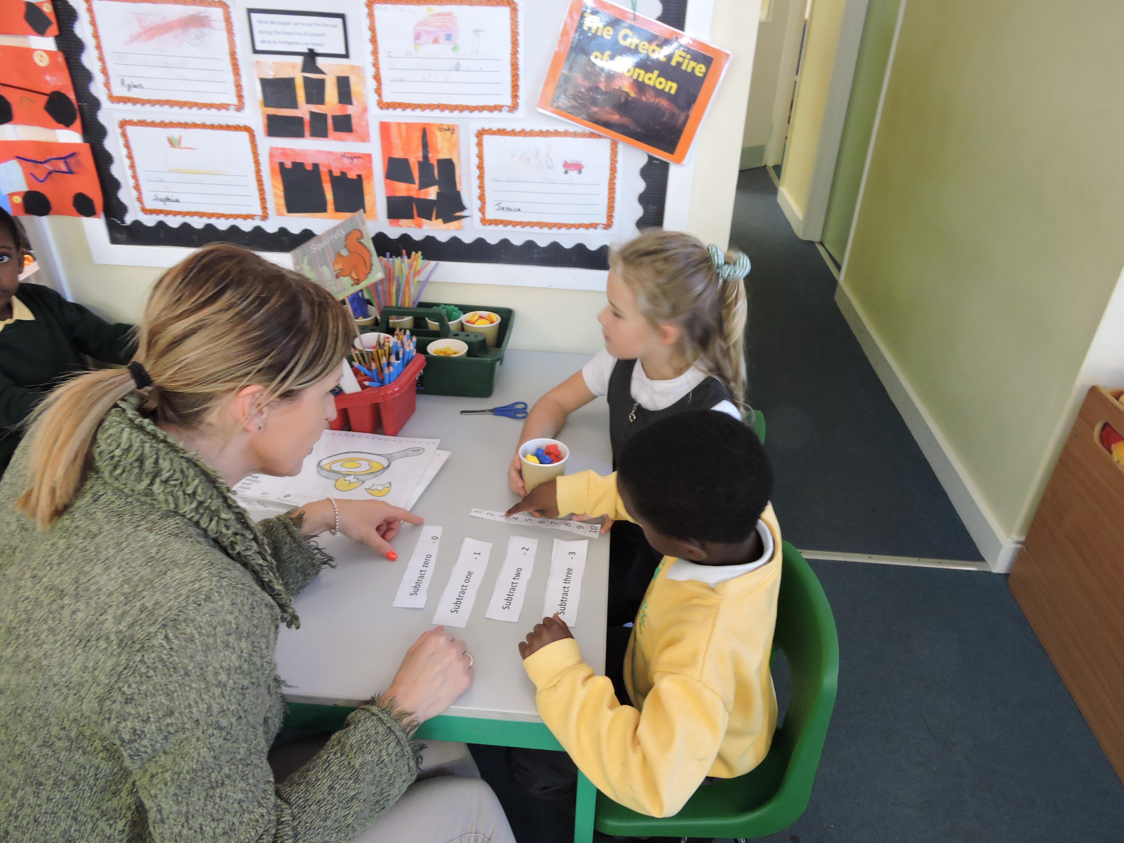 Volunteers in School