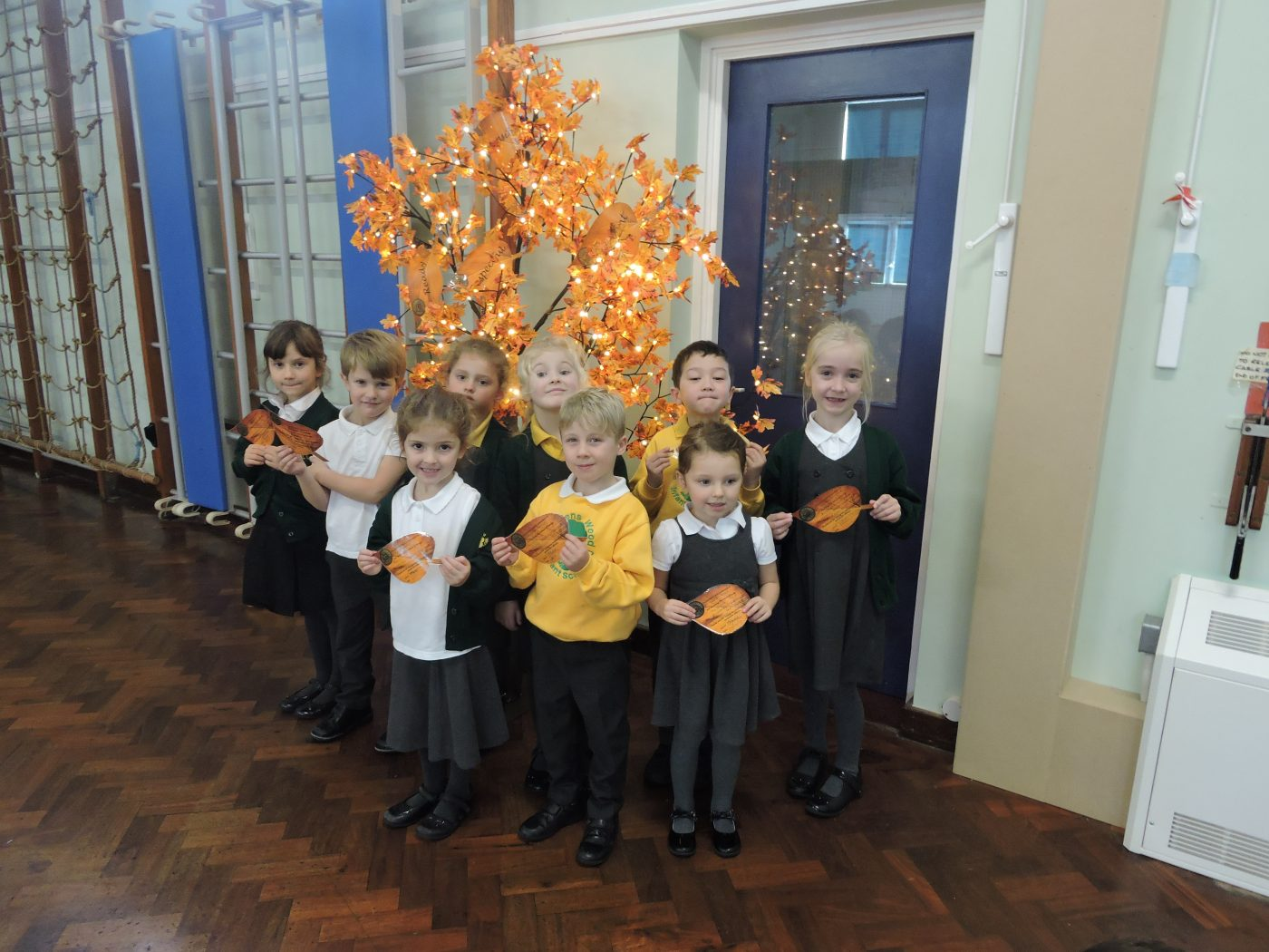 Our MAGICAL Values Tree!