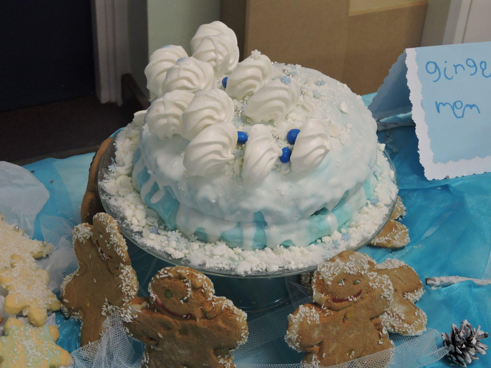 Bakes, Cakes, & Snowflakes!