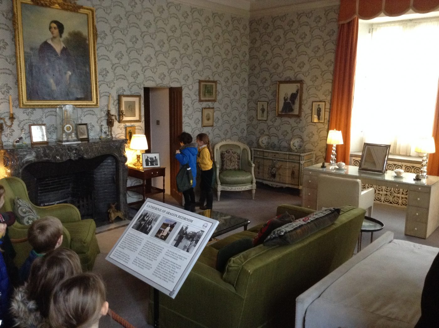 Year Two Trip to Leeds Castle