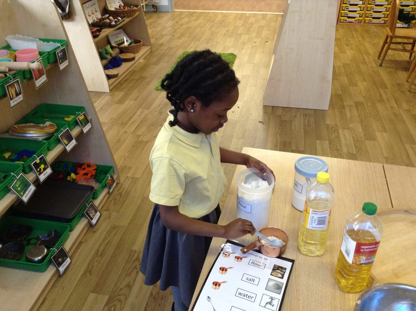Incredible Investigations in Reception!
